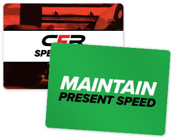 speed cards